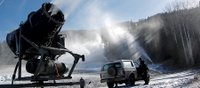 Ski area official describes the science behind the snow