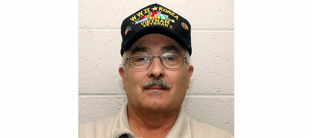 Bill Harding, Veterans Service Officer