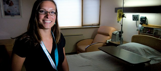"Kathleen ""K.C."" Keating began work Monday as Valley Heath Center's new OB/GYN. Keating, originally from Denver, attended medical school in Kansas City, Mo., before moving to Craig."