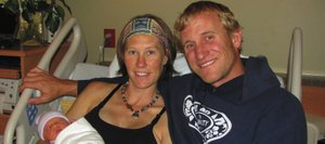 Katie and Steve Keller recently experienced the personalized care of Yampa Valley Medical Centers new Family Birth Place, welcoming their daughter, Gracey Jane, to their family.