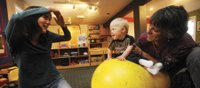 Early intervention improves lives of people with Down syndrome