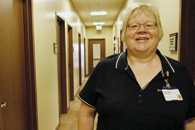 Lorraine Reinhardt is the new chief nursing officer at The Memorial Hospital. Reinhardt arrived in Craig on Saturday from Jerome, Idaho. She has nearly 40 years experience in nursing and nurse management.