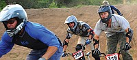 Racing gets down, dirty and fun at Steamboat BMX track