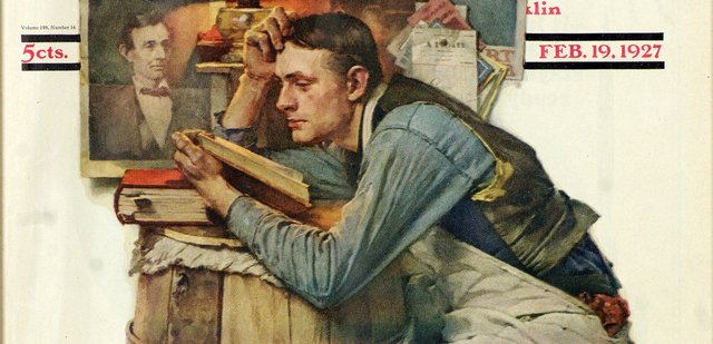 This Norman Rockwell cover of a 1927 The Saturday Evening Post is one of more than 300 illustrations the renowned artist completed in his nearly 50-year career with the magazine. An exhibit of all the Post's front-page tear sheets featuring Rockwell's work will be displayed from May 14 through Sept. 28 at the Museum of Northwest Colorado, 590 Yampa Ave. There will be no cost for admission.