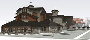 Pending the amount of bids from subcontractors, Holy Name Catholic Church, 524 Oak St., would like to break ground on a nearly $6 million expansion of the church in June.