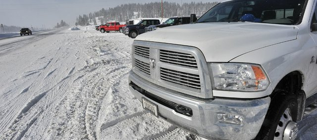 The United States Forest Service is considering making changes to parking lots along U.S. Highway 40 over Rabbit Ears Pass and is seeking input from recreational users.