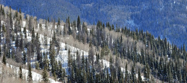 Fields of snow on Rabbit Ears Pass are likely to grow this weekend as more winter storms are predicted in the area, but it will take above-average snowfall through April 11 for the Steamboat Springs area to reach typical snowpack levels this season.