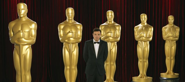 Family Guy creator and Oscar nominee Seth MacFarlane will host the 85th Academy Awards on Sunday night on ABC. Among the honored films is Lincoln, which leads the race with 12 nominations.