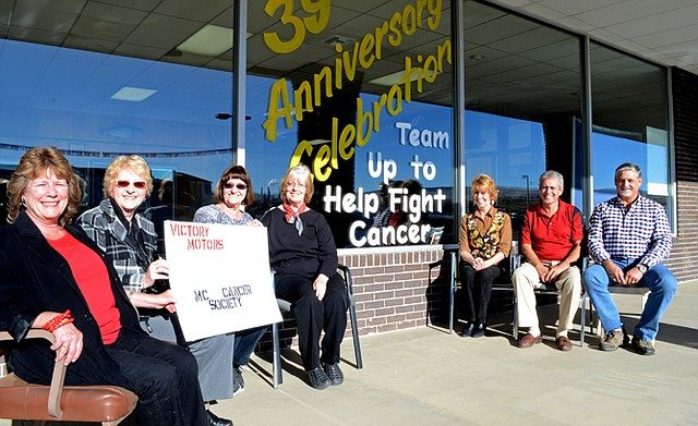Support Moffat County Cancer Society Through Victory