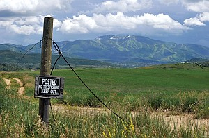 With Brynn Grey considering a new series of neighborhoods that could be annexed in west Steamboat Springs, city officials are discussing what infrastructure would be needed to accommodate the growth.