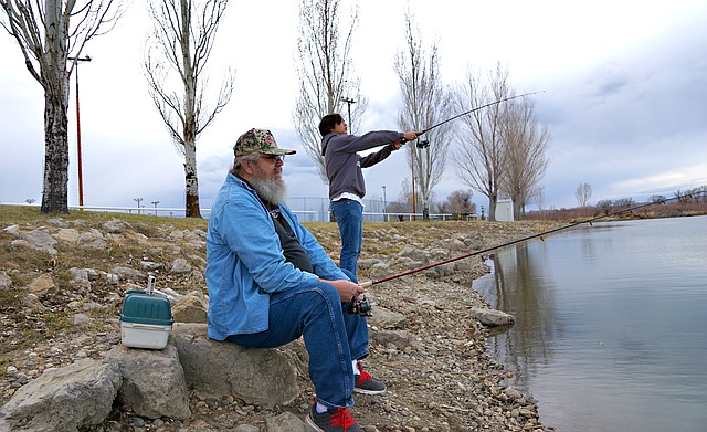 For a reel good time in northwest colorado hook a 2017 for Colorado fishing laws