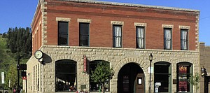 The Steamboat Art Museum is undertaking a major remodel in order to expand into the rear of the First National Bank/Rehder Building where the Brandywine restaurant once flourished.