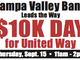 $10K Day for United Way