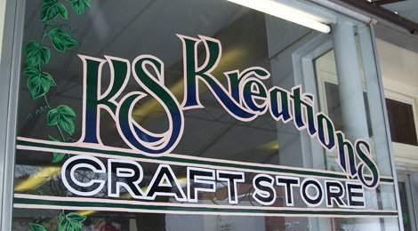 Ks kreations craft store bakery craig co for Craft stores in kansas city