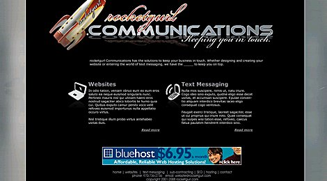 rocketgurl Communications