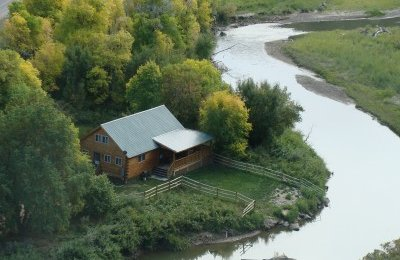 Creekside Guest Cabin