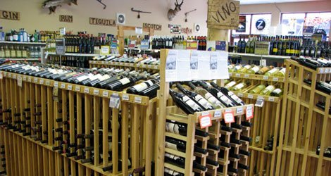 Wide Selection of Wines