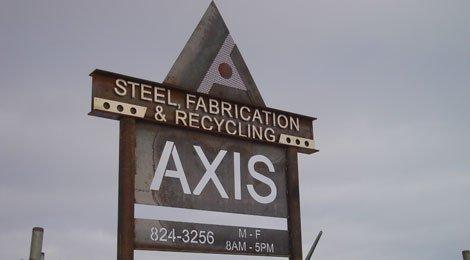 Axis Steel