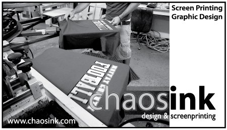 Chaos Ink Design & Screen Printing