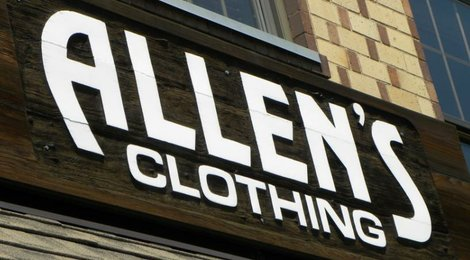 Allen's Clothing