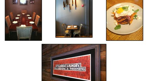 Laundry Restaurant Images