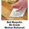 Best of the Boat 2011: Best Margarita