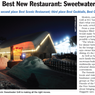 Best of the Boat 2011: Sweetwater Grill