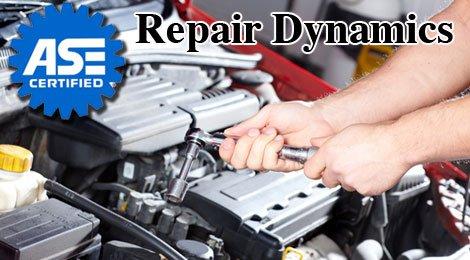 Repair Dynamics
