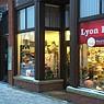Lyon Drug Window