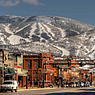 Downtown Steamboat in the Winter