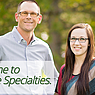 Welcome to Eyecare Specialities