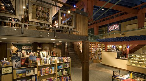 Off The Beaten Path Bookstore & Cafe