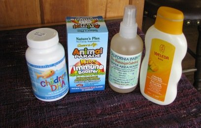 Kids' Wellness Products
