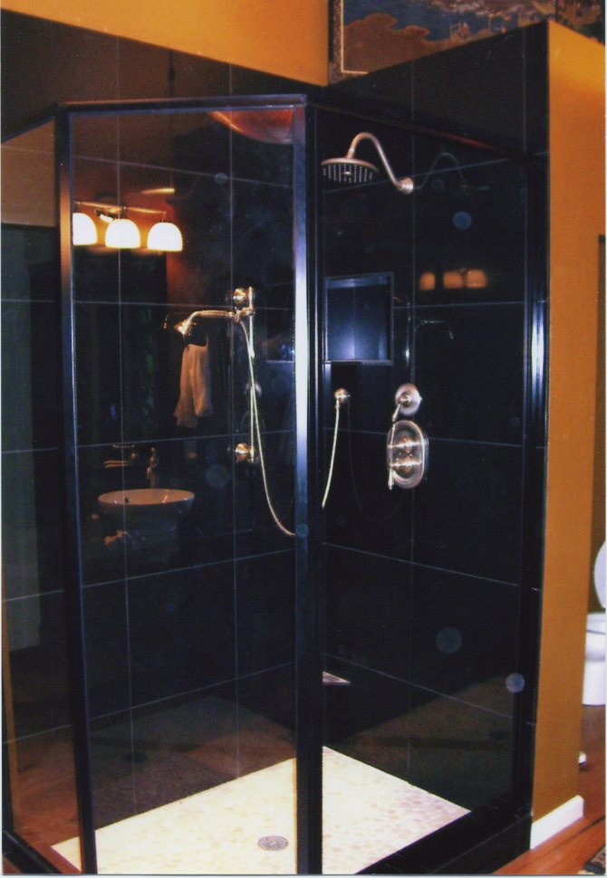 Shower doors and Bathroom Glass