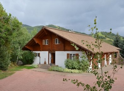 5 Bedroom Steamboat Rental - Chalet Senner 