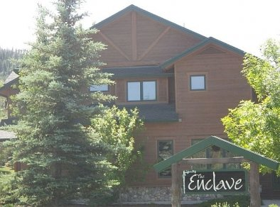 Steamboat Rental - 3 Bedrooms - Enclave Townhome #3324