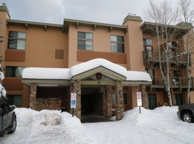 Storm Meadows in Steamboat - Club B #220 ~ 2 Bedroom Rental