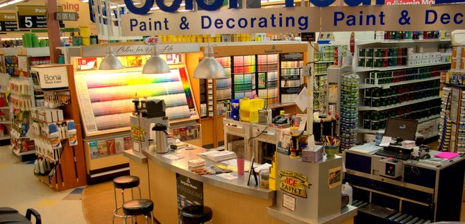 PAINT | Steamboat Springs, home decor, hardware stores, toys, paint ...