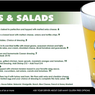 Soups and Salads at The Tap House
