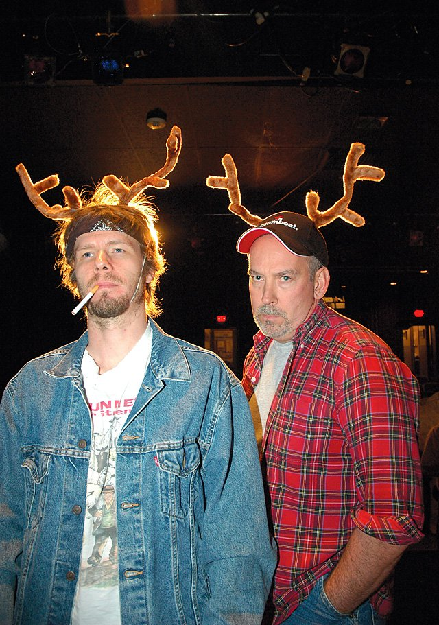 "Performances of Steamboat Springs Mountain Theater's ""The Eight: Reindeer Monologues"" are at 8 p.m. Thursday, Dec. 15 and 16."