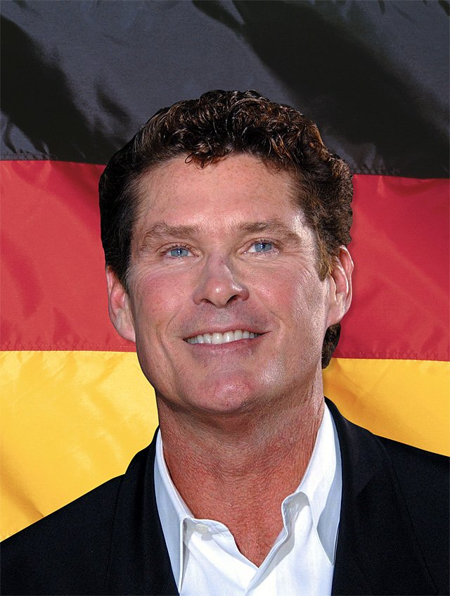 David Hasselhoff and '80s hair bands were huge in Germany. And this band will be huge in Steamboat on Saturday.