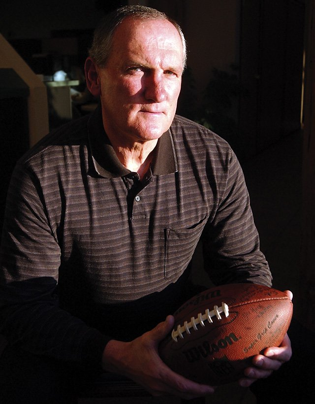 Mark Drake coached Steamboat Springs High School football for 35 years. He retired in 2004 and is being inducted into the Colorado High School Coaches Association Hall of Fame on March 24 in Denver.