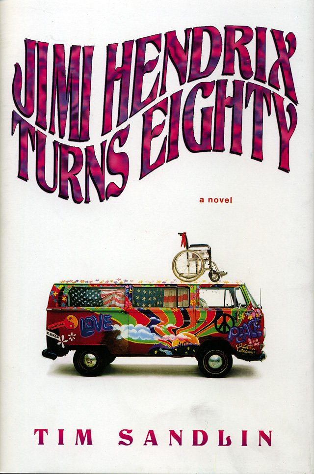 "Author Tim Sandlin will be signing copies of his book, ""Jimi Hendrix Turns Eighty,"" at Off the Beaten Path Bookstore on Tuesday at 5:30 p.m."