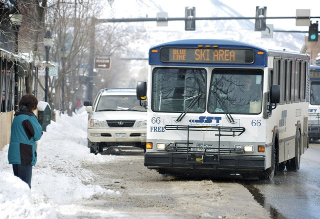 Steamboat Springs Transit exceeded the 1 million mark for the first time with its local service, serving 1,144,800 passengers in 2007.
