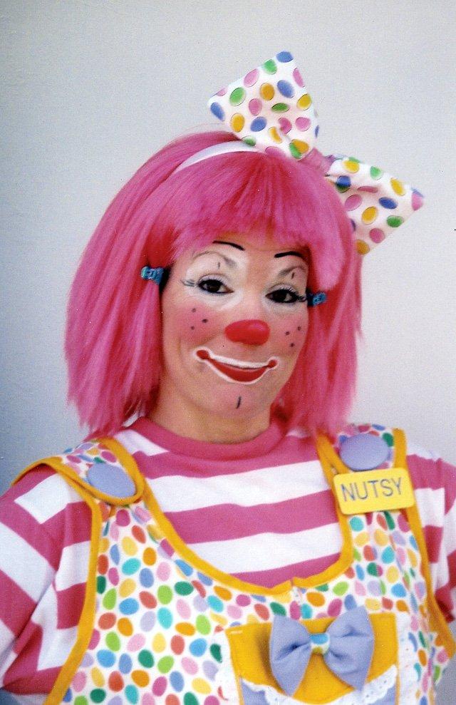 Clown Makeup Ideas The european clown entails Simple Clown Makeup Men