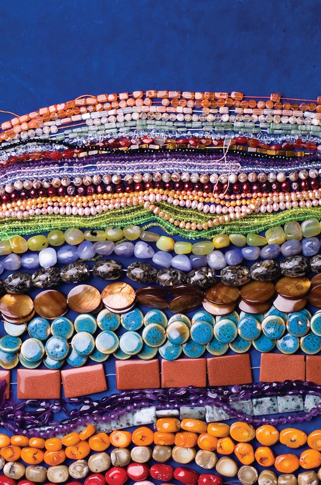 Kate Huntington will be teaching a Beaded Earrings for Beginners class at Steamboat Arts & Crafts Gym from 9 a.m. to noon Saturday to coincide with Mother's Day. Call 870-0384 to register.