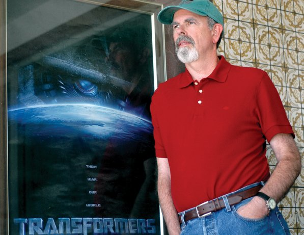 """Transformers"" is a movie Frank Hanel is ""very interested"" in seeing. Hanel said he averages attending a movie once a week, although he and his wife, Tammie, sometimes will see three movies one week, and not see another for three weeks."