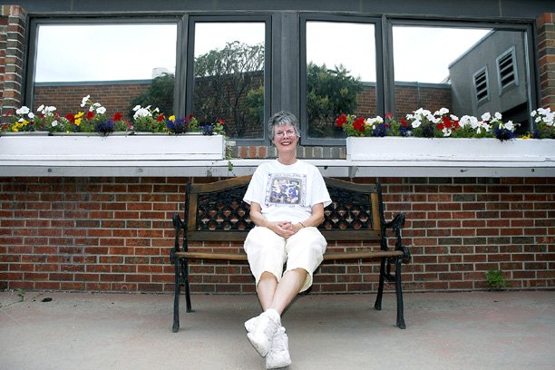 Cheryl Miller is a cancer survivor who didn't let cancer take away her endurance. She will be walking in the survivors lap Friday during Craig's first Relay for Life to show her strength.
