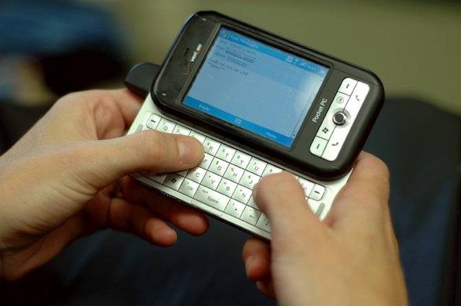 Text messaging has become popular among younger generations. Some people use text messaging as their main form of communication.