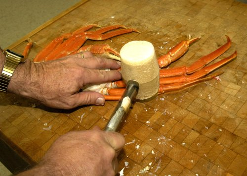 The Craig Chamber of Commerce's fifth annual CrabFest dinner is scheduled for Oct. 12 at the Moffat County Fairgrounds Pavilion. Tickets are $40 each and are available at the Craig Chamber of Commerce, 360 E. Victory Way.